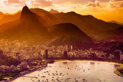 Botafogo Neighborhood-CelsoDiniz-Art Print