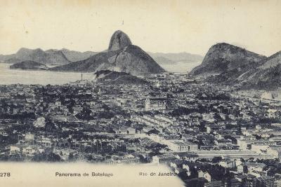 Botafogo; Rio De Janeiro, Brazil--Photographic Print
