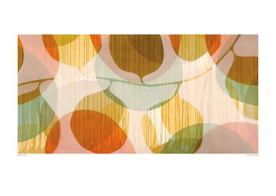 Botanic Winding-Sarah Leslie-Art Print