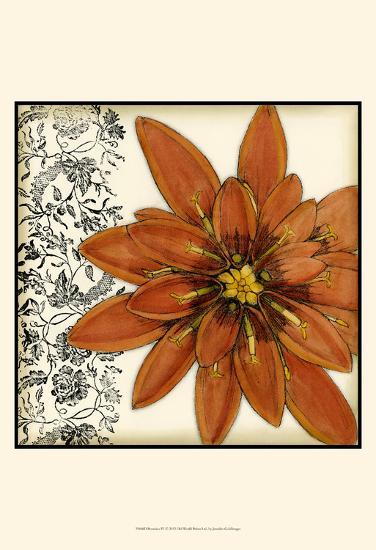Botanica IV-Jennifer Goldberger-Art Print