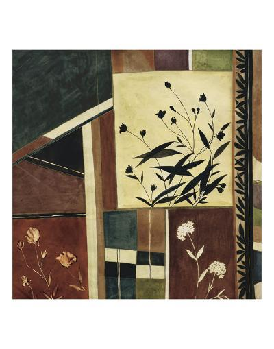 Botanical Batik-Dominique Gaudin-Art Print