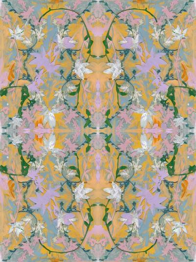 Botanical Collage # 4, 2017-David McConochie-Giclee Print