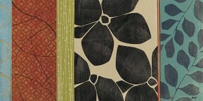 Botanical Collage-Danielle Hafod-Art Print