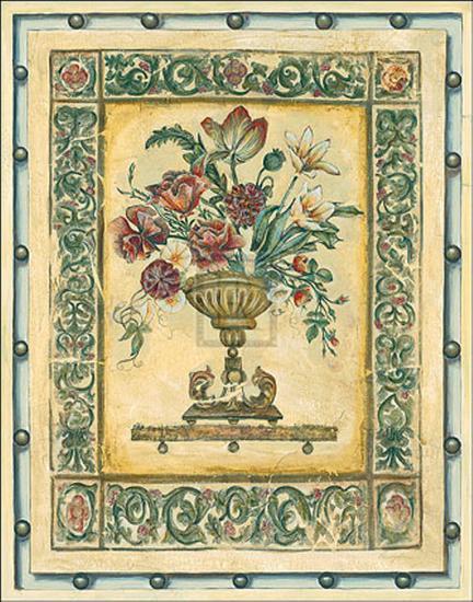 Botanical Extravagance II-Augustine (Joseph Grassia)-Art Print