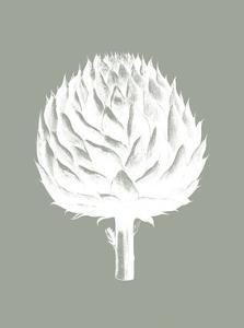 Artichoke (Sage & Ivory) by Botanical Series