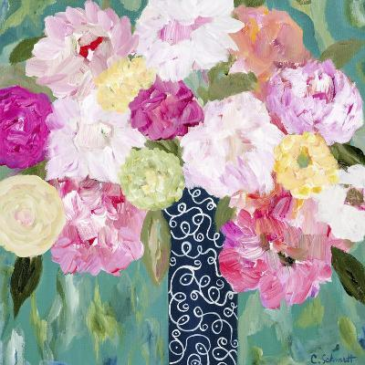 Botanical Splash-Carrie Schmitt-Giclee Print