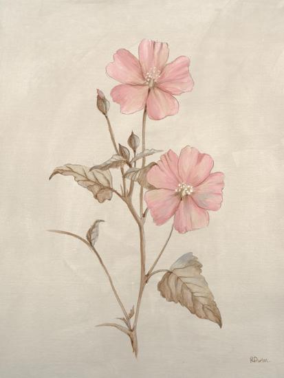 Botanicals XI-Rikki Drotar-Giclee Print