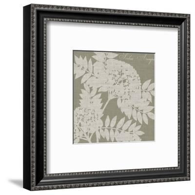 Botanique II-Maria Mendez-Framed Art Print