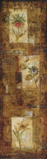 Botanist's Journal II-Francois Fressinier-Art Print