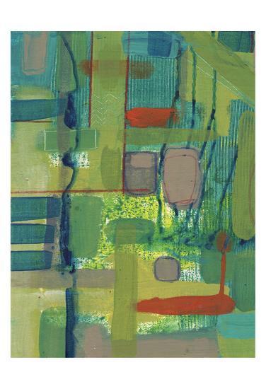 Botany Green 1-Smith Haynes-Art Print