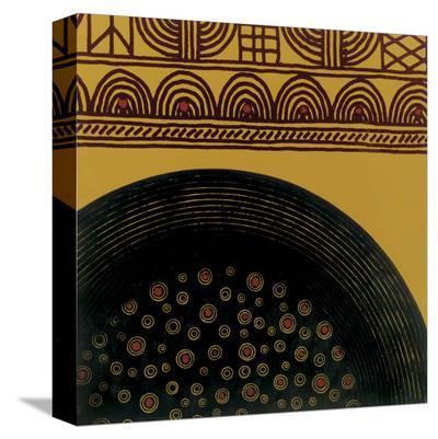 Botswana-Karl Rattner-Stretched Canvas Print