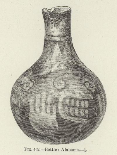 Bottle: Alabama--Giclee Print