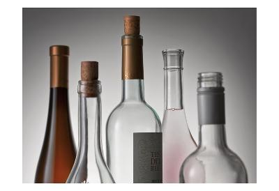 Bottle Topsprinted-Barry Seidman-Art Print