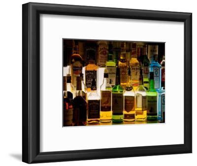 Bottles of Liquor, De Luan's Bar, Ballydowane, County Waterford, Ireland