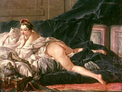 Boucher: L'Odalisque-Francois Boucher-Giclee Print