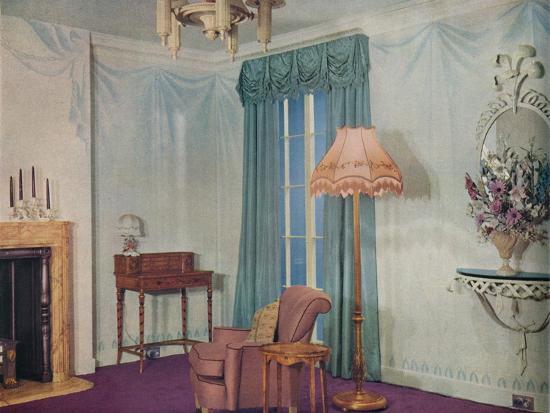 'Boudoir', c1940-Unknown-Photographic Print