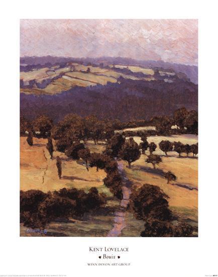 Bouix-Kent Lovelace-Art Print