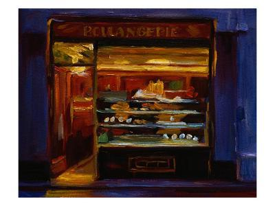Boulangerie-Pam Ingalls-Giclee Print