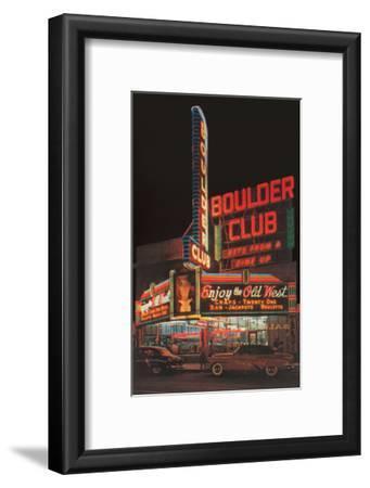 Boulder Club, Nevada