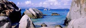 Boulders on a Coast, the Baths, Virgin Gorda, British Virgin Islands