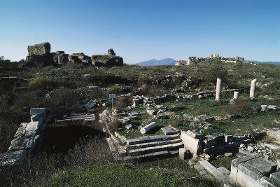Bouleuterion in Miletus, Turkey, Hellenistic Civilization, 2nd-1st Century BC--Giclee Print