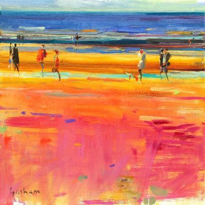 Boulevard De La Plage, 2011-Peter Graham-Giclee Print