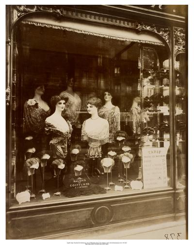 Boulevard de Strasbourg, 1912-Eug?ne Atget-Art Print