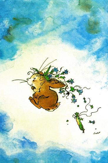 Bounce - Jack & Jill-Edith Osborn Corbett-Giclee Print