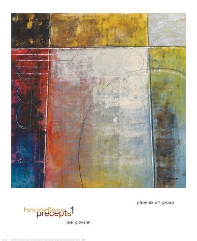 Boundless Precepts I-Joel Giovanni-Art Print