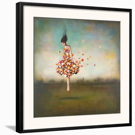 Boundlessness in Bloom-Duy Huynh-Framed Art Print