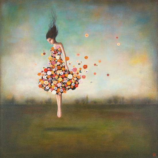 Boundlessness in Bloom-Duy Huynh-Premium Giclee Print