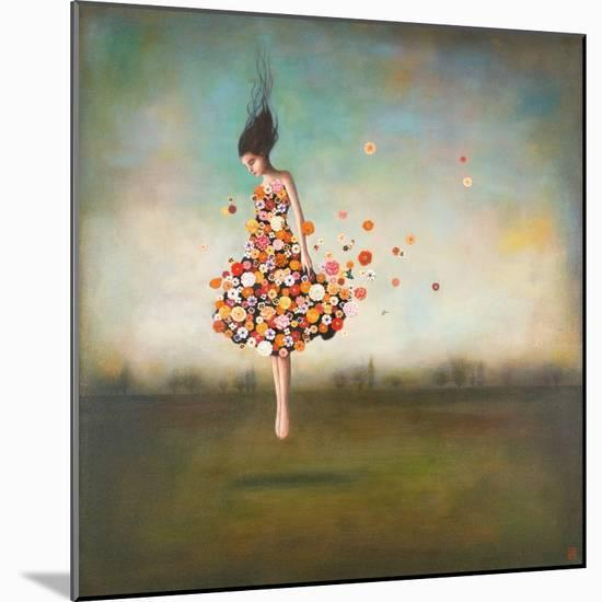 Boundlessness in Bloom-Duy Huynh-Mounted Art Print