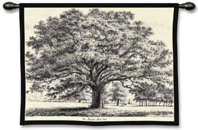 Bounds Park Oak-Jacob George Strutt-Wall Tapestry