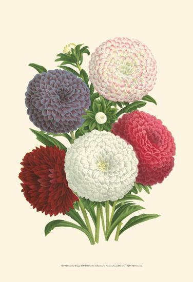 Bountiful Bouquet II-Pannemaeker-Art Print