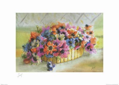 Bouquet 5--Art Print