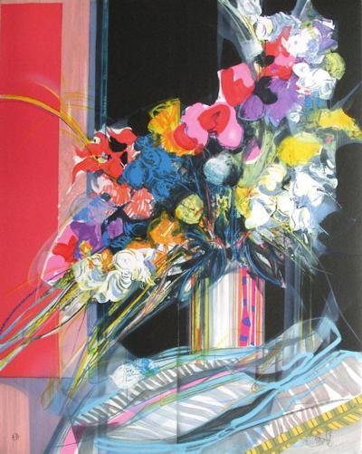 Bouquet de fleurs I-Jean-Baptiste Valadie-Premium Edition