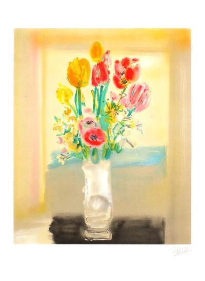 Bouquet de Fleurs II-Blasco Mentor-Limited Edition