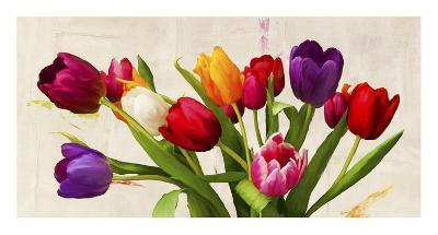 Bouquet dEte-Teo Rizzardi-Art Print