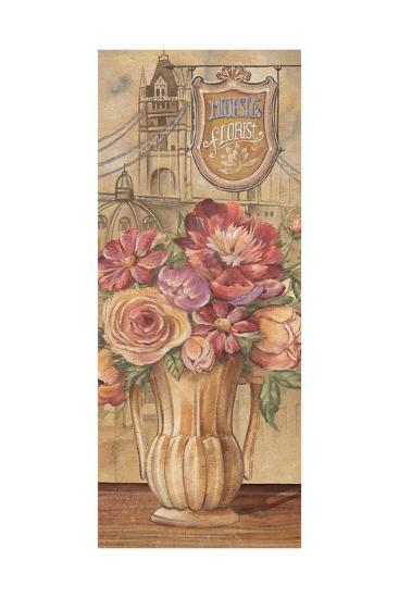 Bouquet from England-Charlene Audrey-Art Print