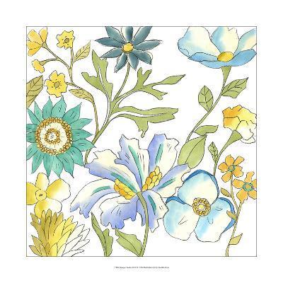 Bouquet Garden III-Chariklia Zarris-Art Print