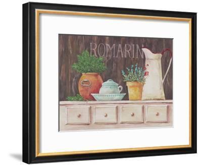 Bouquet Garni I-Patrizia Moro-Framed Art Print