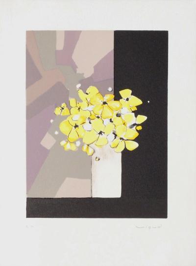 Bouquet III-Andr? Vigud-Collectable Print