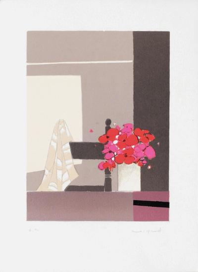 Bouquet IV-Andr? Vigud-Collectable Print