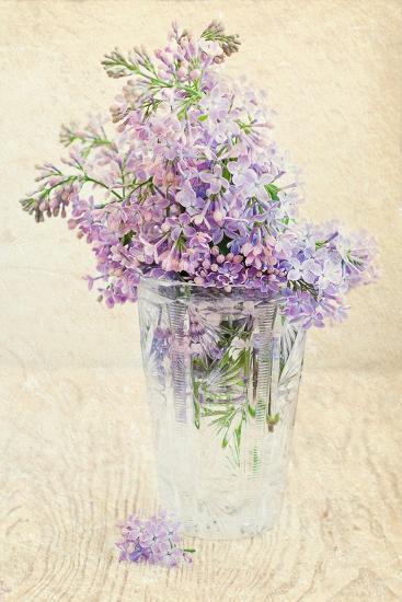 Bouquet of a Lilac-Es75-Art Print