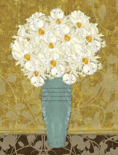 Bouquet of Daisies II-Ailix Honnekker-Art Print