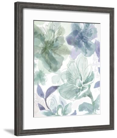 Bouquet of Dreams I-Delores Naskrent-Framed Art Print