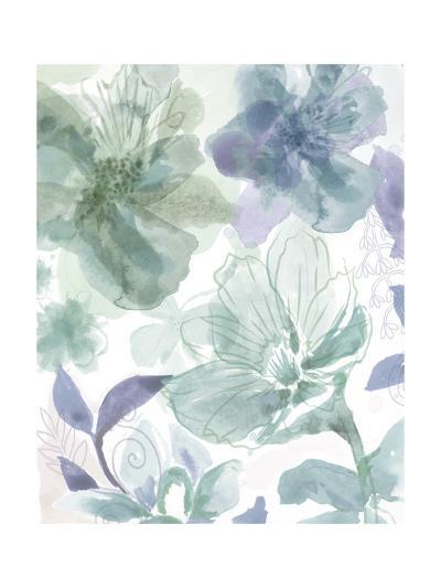 Bouquet of Dreams I-Delores Naskrent-Art Print