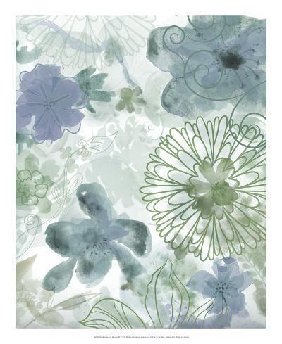 Bouquet of Dreams II-Delores Naskrent-Art Print
