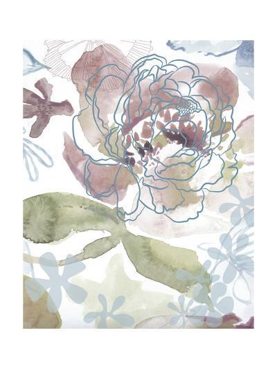 Bouquet of Dreams IV-Delores Naskrent-Art Print