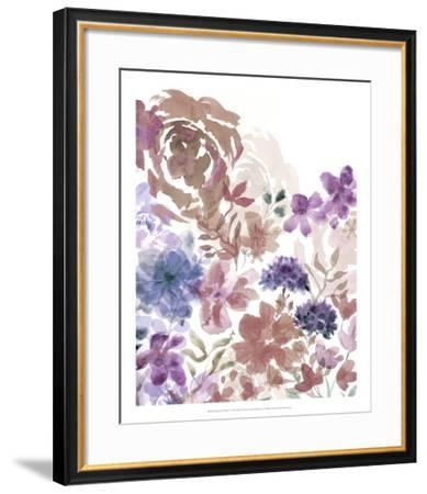Bouquet of Dreams V-Delores Naskrent-Framed Art Print